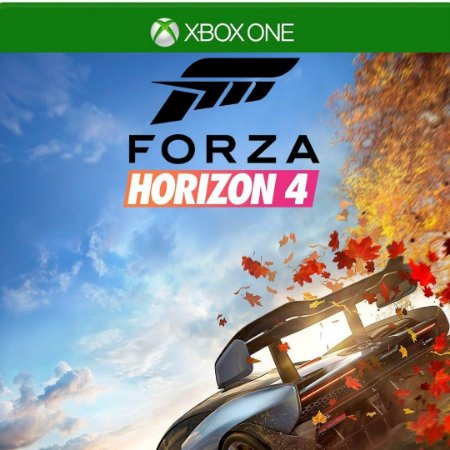 Comprar Forza Horizon 4 Mídia Digital Xbox One Online