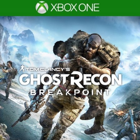Comprar Ghost Recon Breakpoint Mídia Digital Xbox One Online