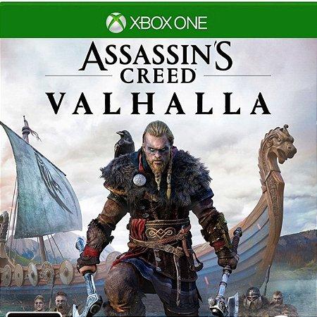 Comprar Jogo Assassins Creed Valhalla Mídia Digital Xbox One Online