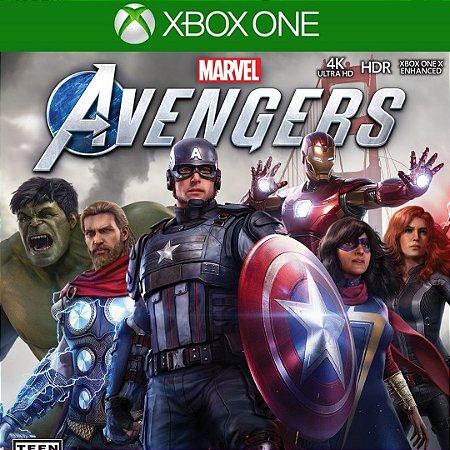 Comprar Jogo Avengers Vingadores Mídia Digital Xbox One Online