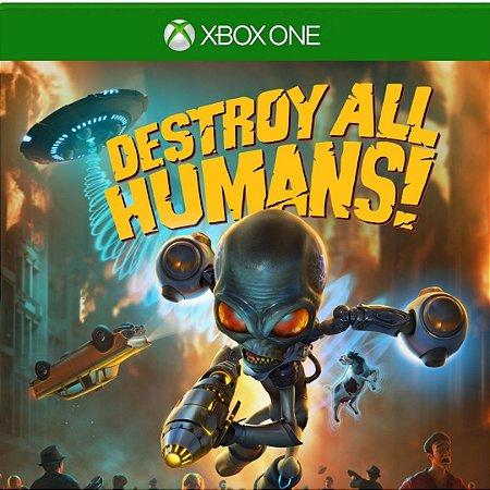 Comprar Jogo Destroy all Human Mídia Digital Xbox One Online