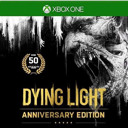 Comprar Jogo Dying Light Edição Aniversário Mídia Digital Xbox One Online