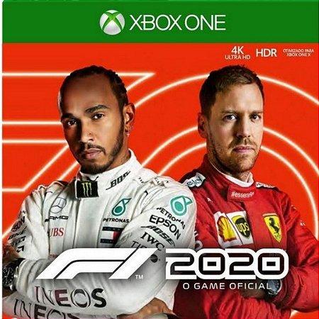 Comprar Jogo F1 2020 Mídia Digital Xbox One Online