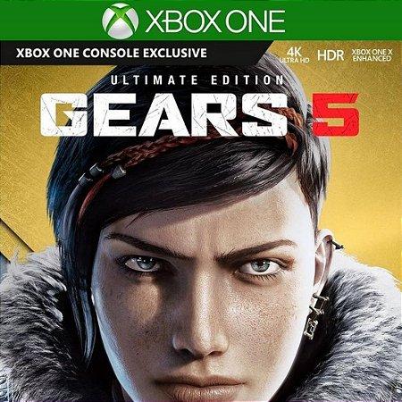 Comprar Jogo Gears of War 5 Ultimate Edition Mídia Digital Xbox One Online