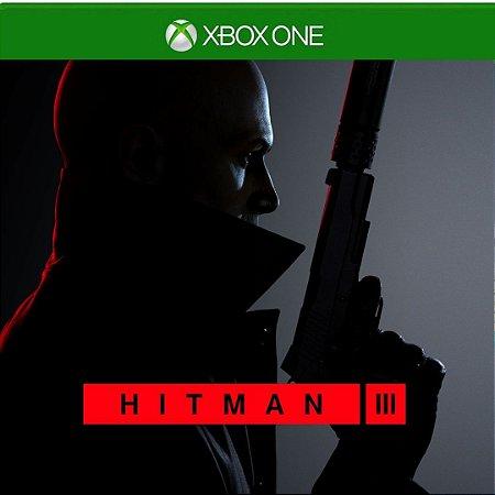 Comprar Jogo Hitman 3 Mídia Digital Xbox One Online