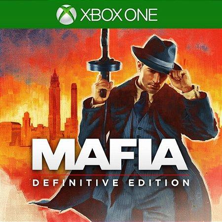 Comprar Jogo Mafia Definitive Edition Mídia Digital Xbox One Online