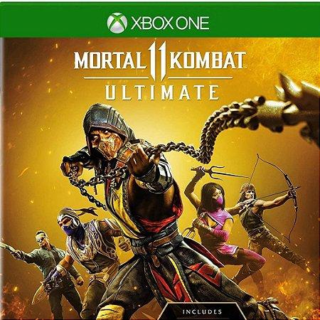 Comprar Jogo Mortal Kombat MK 11 Ultimate Mídia Digital Xbox One Online