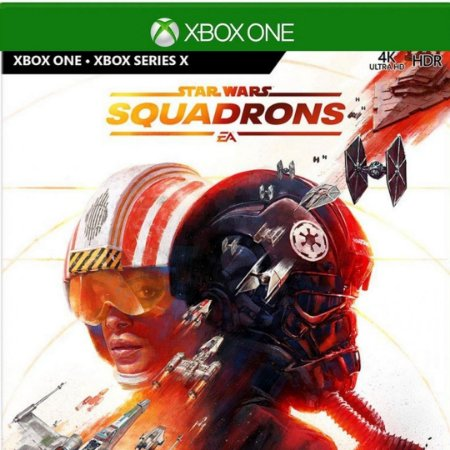 Comprar Jogo Star Wars Squadrons Mídia Digital Xbox One Online