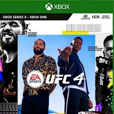 Comprar Jogo UFC 4 Mídia Digital Xbox One Online