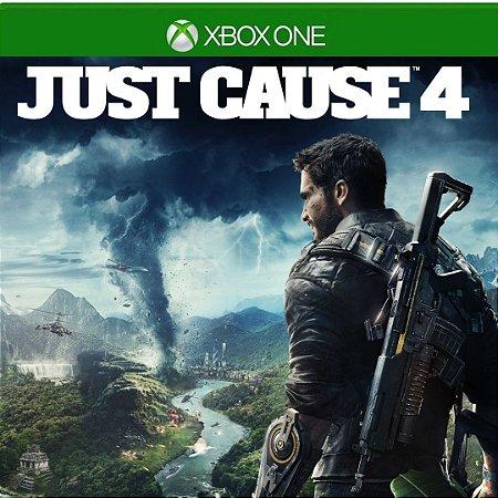 Comprar Just Cause 4 Mídia Digital Xbox One Online