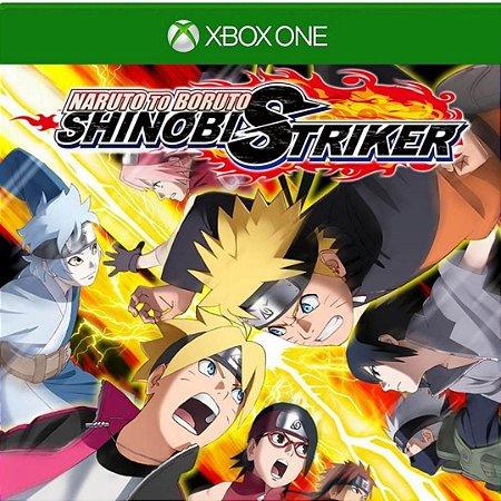 Comprar Naruto to Boruto Shinobi Striker Mídia Digital Xbox One Online