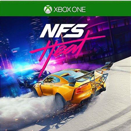 Comprar Need for Speed HEAT NFS Mídia Digital Xbox One Online