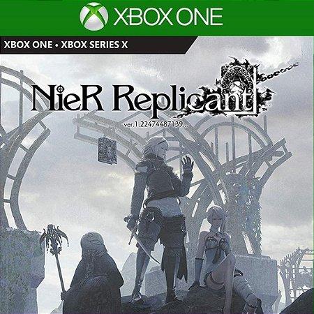 Comprar Nier Replicant Mídia Digital Xbox One Online