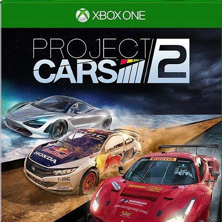 Comprar Project Cars 2 Mídia Digital Xbox One Online