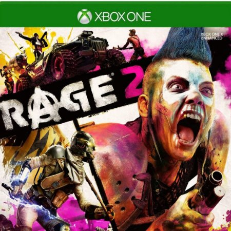 Comprar Rage 2 Mídia Digital Xbox One Online