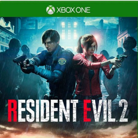 Comprar Resident Evil 2 Mídia Digital Xbox One Online