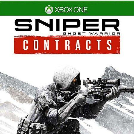 Comprar Sniper Ghost Warrior Contracts Mídia Digital Xbox One Online
