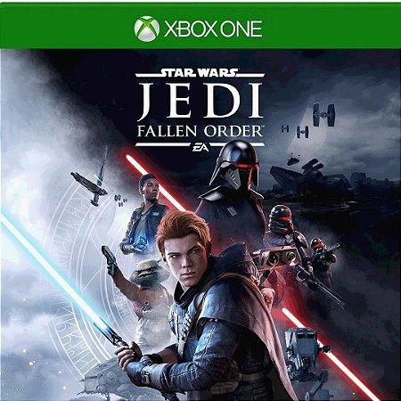 Comprar Star Wars Fallen Order Mídia Digital Xbox One Online