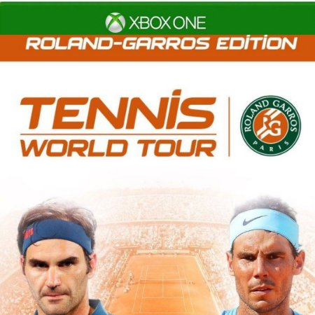 Comprar Tennis World Tour Roland Garros Mídia Digital Xbox One Online