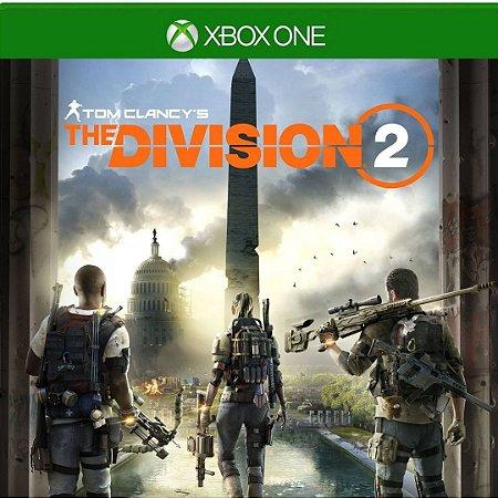 Comprar The Division 2 Mídia Digital Xbox One Online