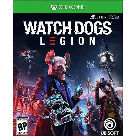 Comprar Watch Dogs 3 Legion Mídia Digital Xbox One Online