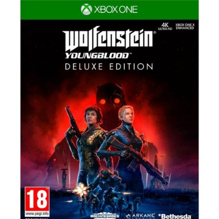 Comprar Wolfenstein Youngblood Deluxe Edition Mídia Digital Xbox One Online