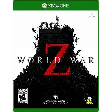 Comprar World War Z Mídia Digital Xbox One Online