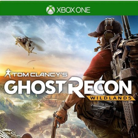 Comprar Jogo Ghost Recon Wildlands Xbox One Mídia Digital Online