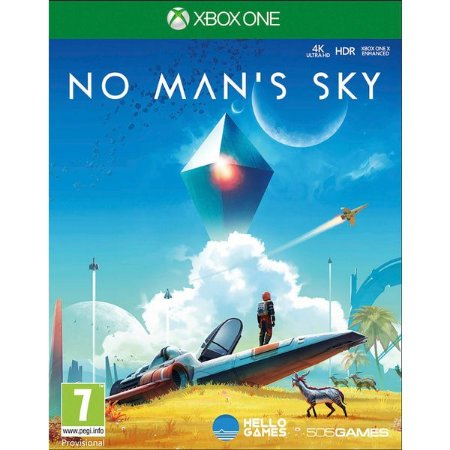 No Man's Sky Mídia Digital Xbox One Online