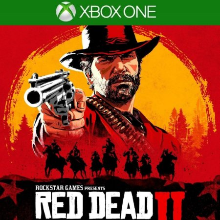 Red Dead Redemption 2 Mídia Digital Xbox One Online