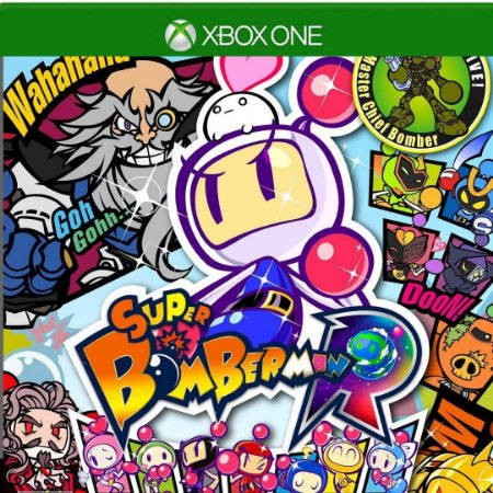 Super Bomberman R Mídia Digital Xbox One Online