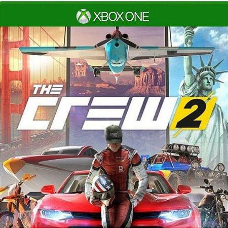The Crew 2 Mídia Digital Xbox One Online