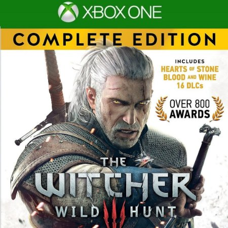 The Witcher 3 Complete Edition Xbox One Mídia Digital Online