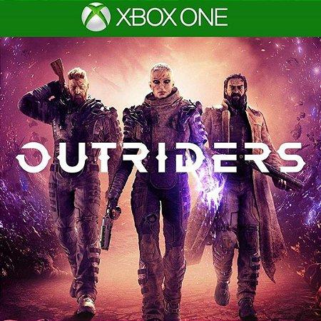 Comprar jogo Outriders Mídia Digital Online Xbox One