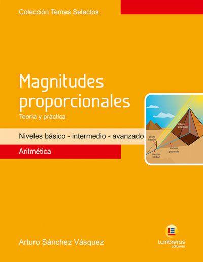 MAGNITUDES PROPORCIONAIS - TEORIA E PRÁTICA