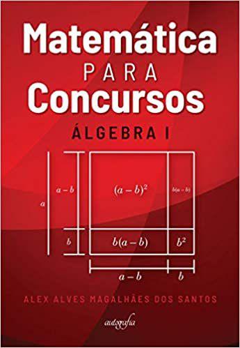 Matemática para Concursos - Álgebra I