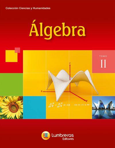 ÁLGEBRA VOLUME II