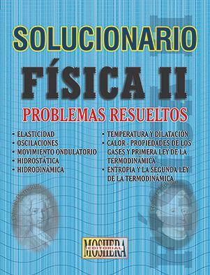 SOLUCIONÁRIO FÍSICA II
