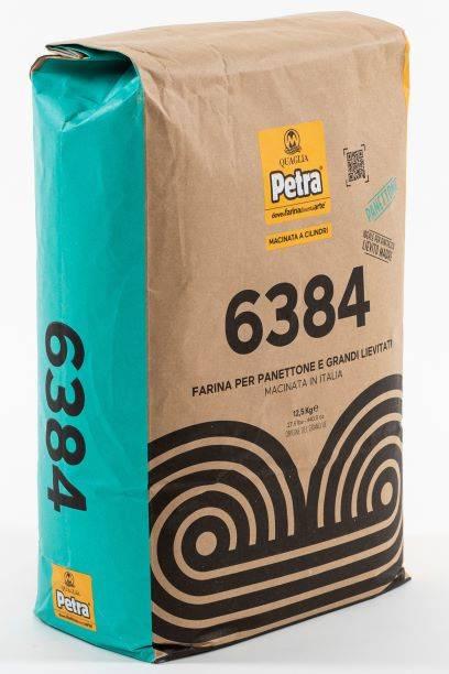 Farinha de Trigo Italiana Petra 6384 Manitoba  12,5 Kg