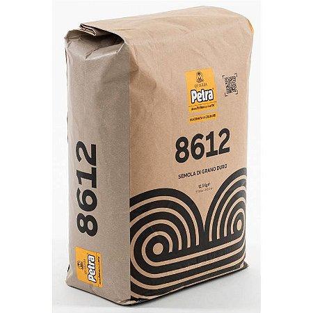 Farinha Petra Semola de Grano Duro 8612 - 12,5 Kg