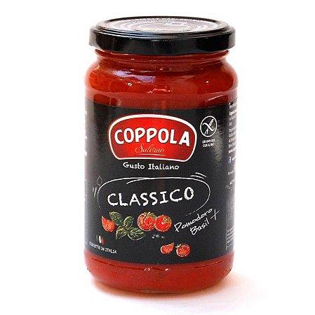 Molho de Tomate Clássico Coppola 350gr