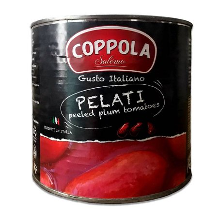 Tomate Pelati Siciliano Coppola  - 2,5kg
