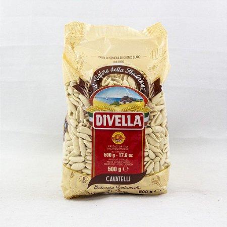 Cavatelli Artesanal Divella 500g