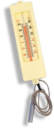 Termômetro para Controle de Temperatura da Vacina com Cabo Externo