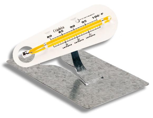 Termômetro para Criadeira 80 a 100:1°F