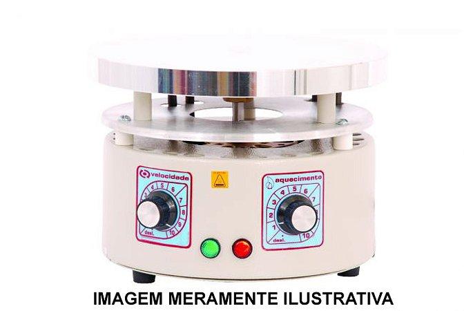 Agitador Magnético com Aquecimento