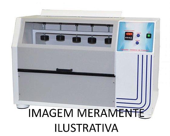 Agitador Rotativo de Frascos (Lixiviador)
