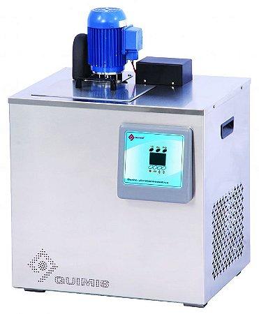 Banho Ultratermostático Microprocessado com Circulador