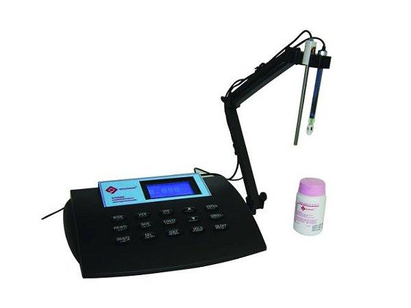 Condutivímetro Microprocessado de Bancada