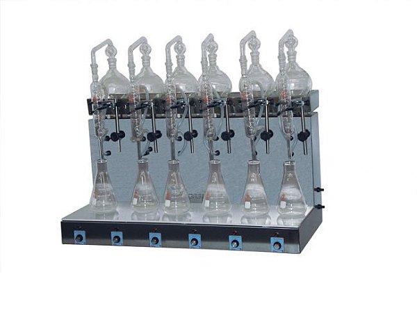 Destilador de Fenol